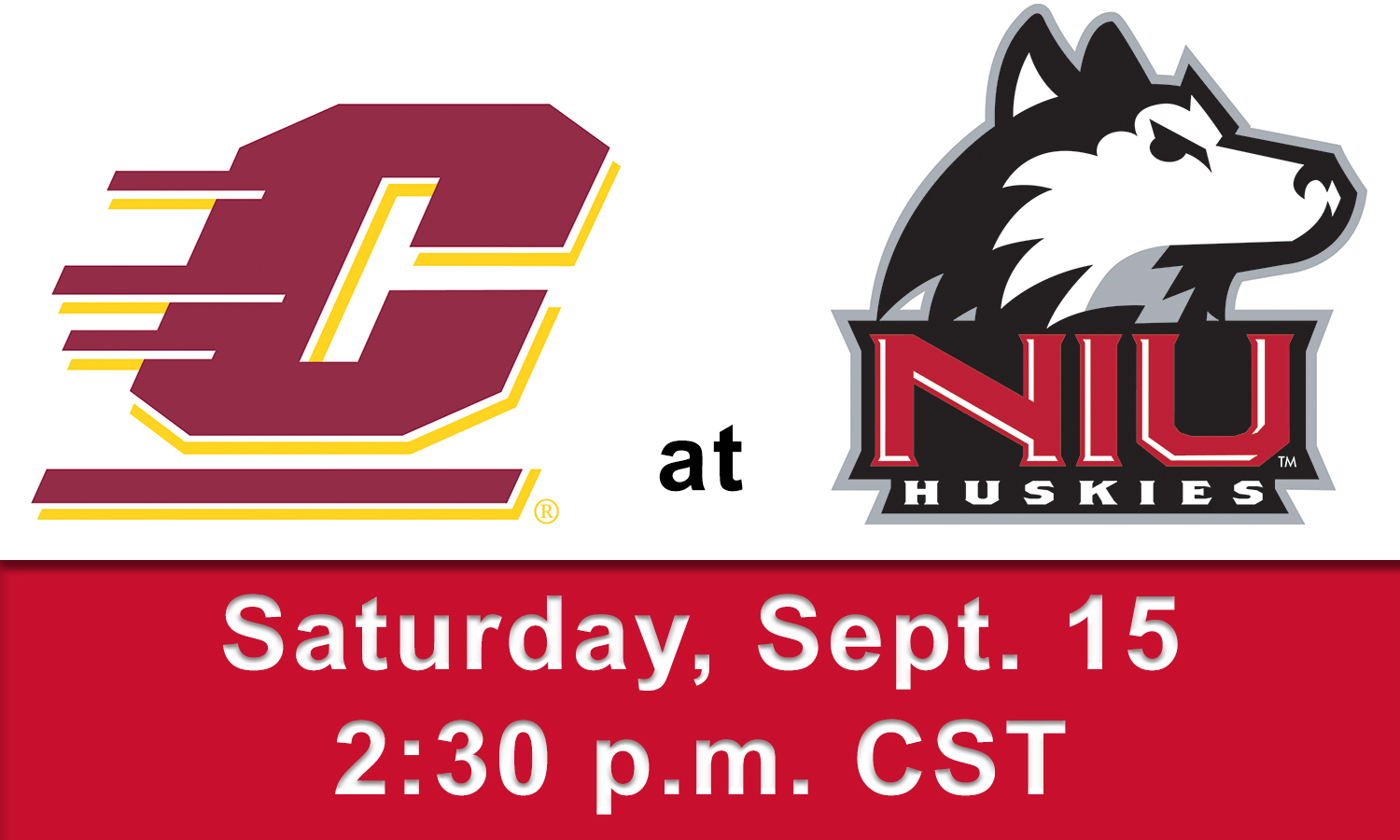 NIU vs Central Michigan