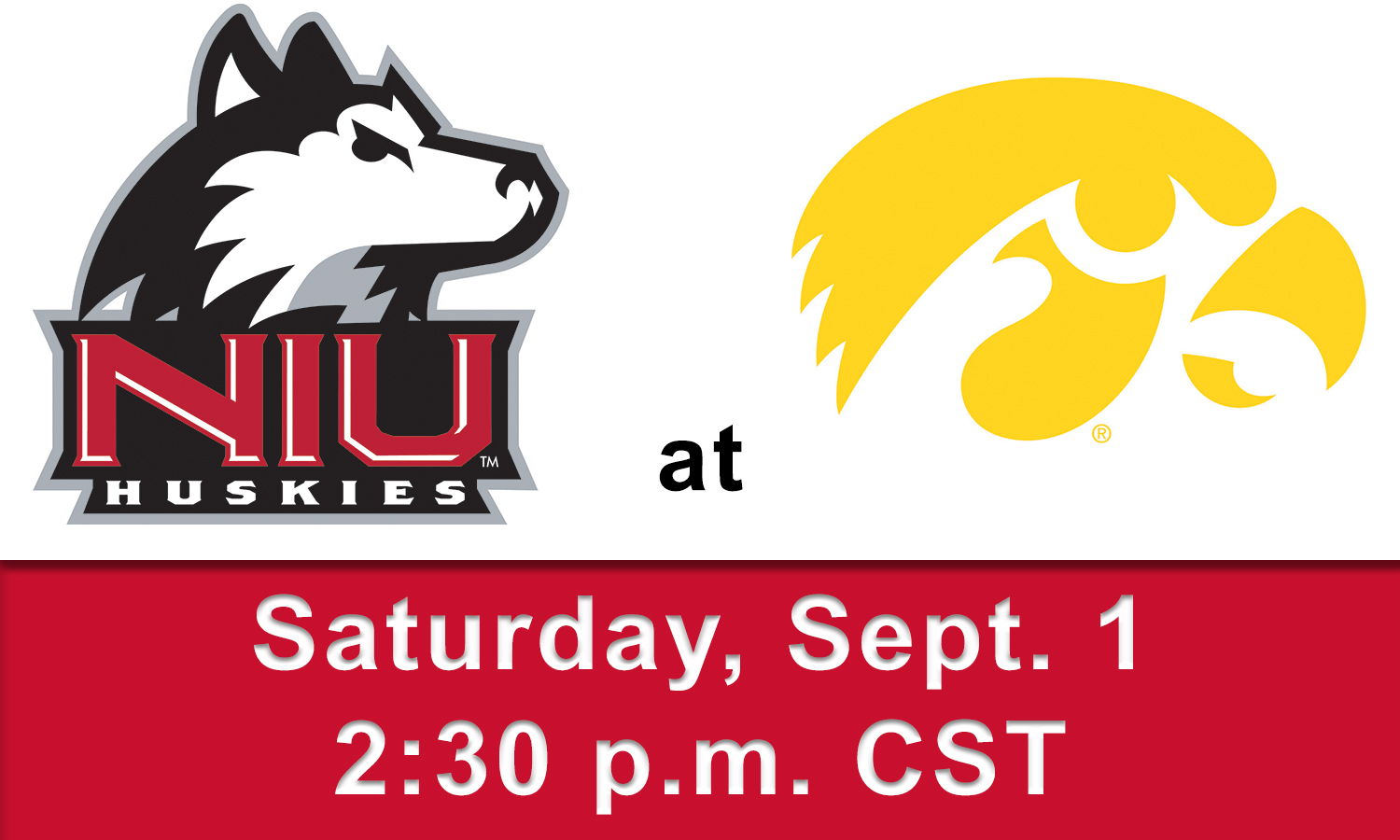 NIU vs Iowa