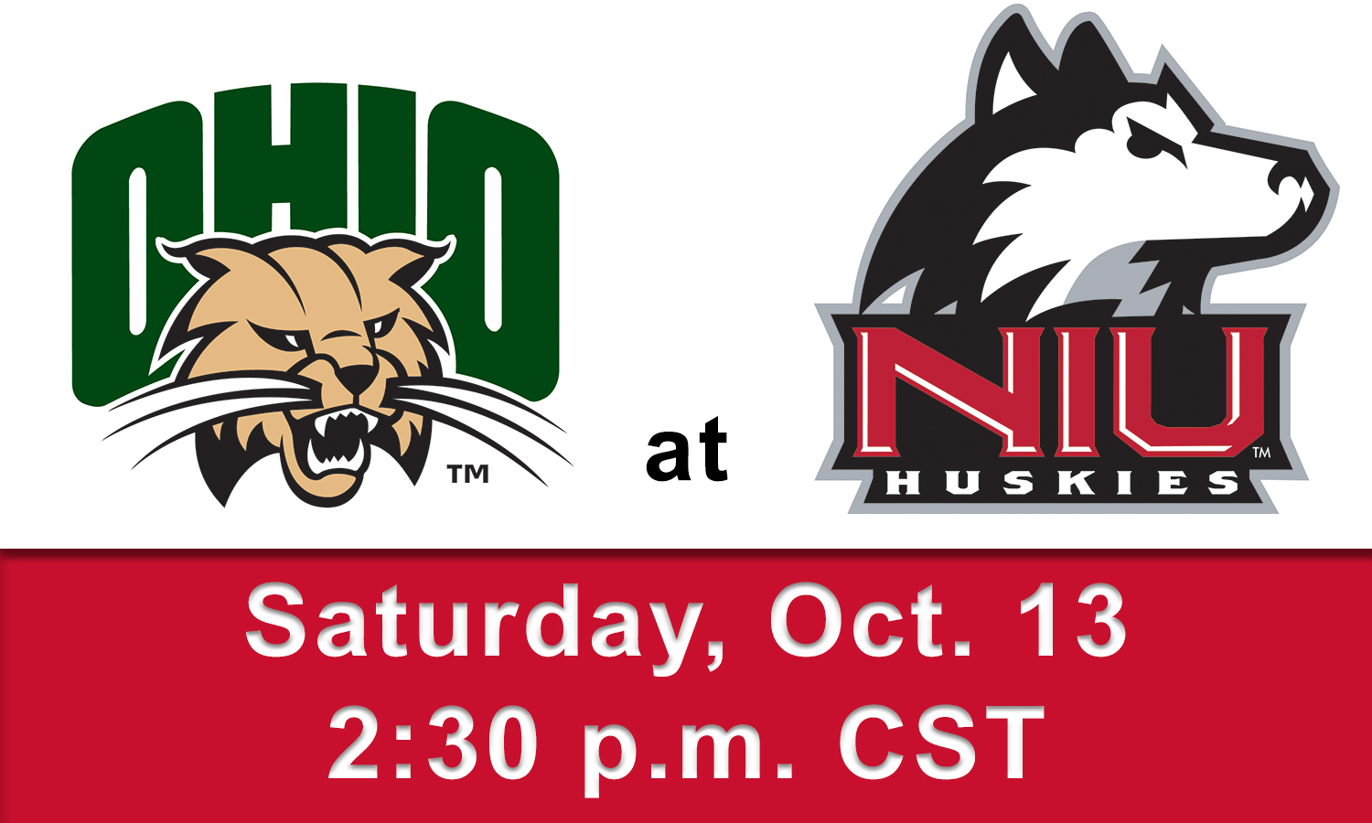 NIU vs Ohio