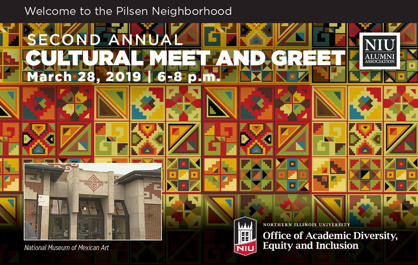 Cultural Meet and Greet