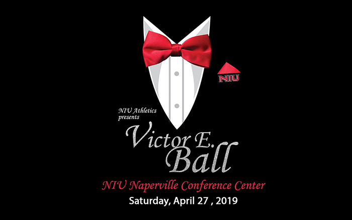 13921f8b4a168 Tickets on Sale for Fourth Annual Victor E. Ball Supporting NIU  Student-Athletes