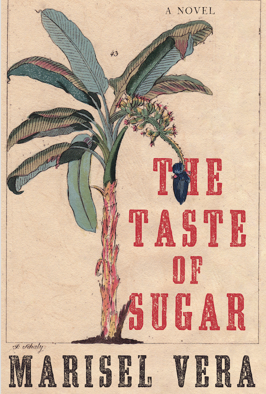 book_cover-the-taste-of-sugar-marisel-vera-author