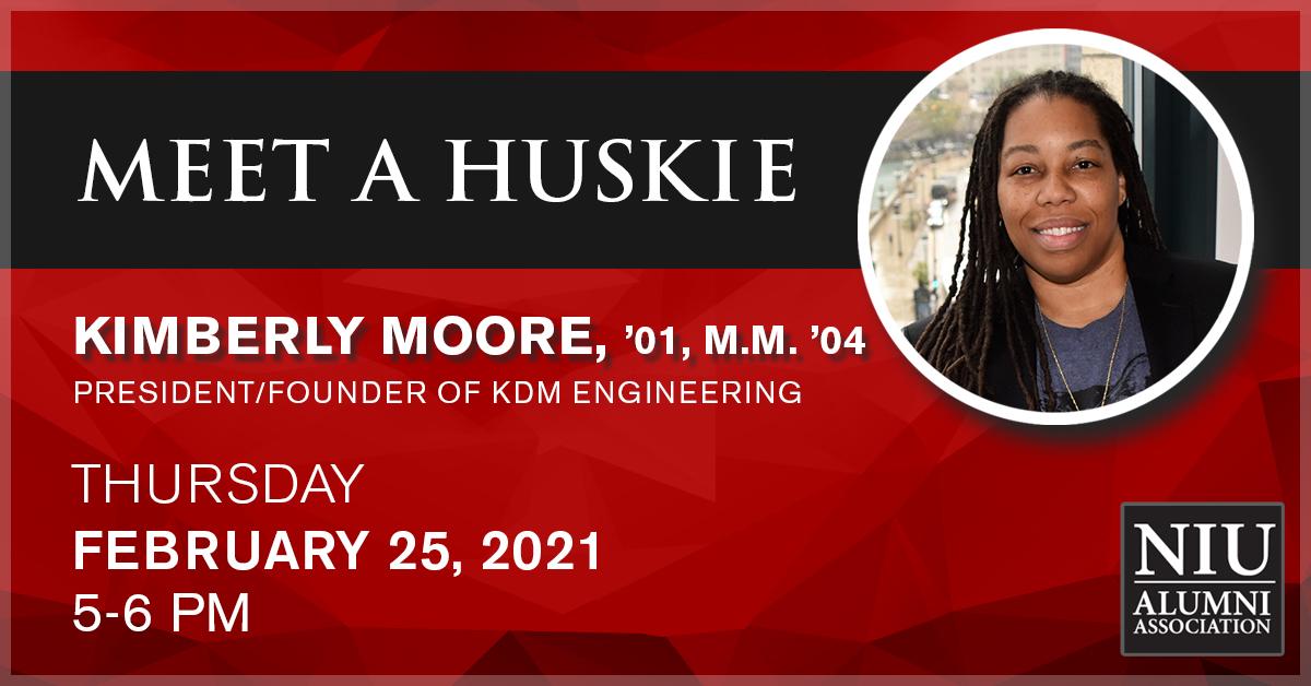 Kimberly Moore, '01, M.M., '04
