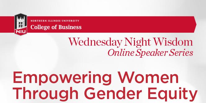 College of Business Wednesday Night Wisdom