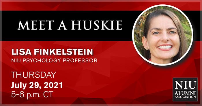NIU Psychology Professor Lisa Finkelstein