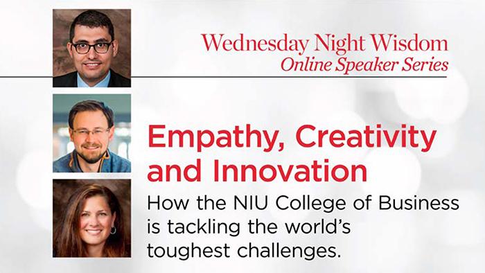 Wednesday Night Wisdom Empathy, Creativity and Innovation